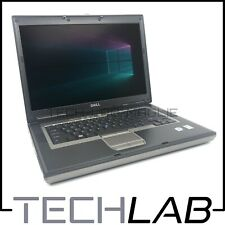 "NOTEBOOK RICONDIZIONATO DELL LATITUDE D830 15.4"" 4GB RAM 120GB HD SERIALE WINDOW"