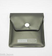携帯灰皿 Keitaihaizara - Cendrier de poche - Pocket GRIS - Import direct JAPON