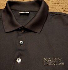 Men's ~ NALLEY LEXUS ~ Polo Shirt by Nike Golf Dri-Fit Size XL