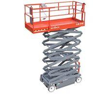 Skyjack Scissor Lift SJIII 40ft Platform Height HIRE $299/PW+GST Brand New Unit
