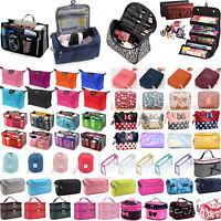 Women Cosmetic Makeup Travel Wash Toiletry Bag Case Storage Organizer Handbag