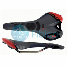 New Prologo Nago Evo X15 CPC Tirox MTB Carbon Fibre Saddle 134mm Hard Black