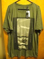 BUFFALO DAVID BITTON ~ NEW w TAGS ~ XXL ~ Punk Rocker Turntable Subway T Shirt