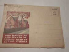 1949 Salem Ma House of Seven Gables booklet can be mailed postcard by Talcott