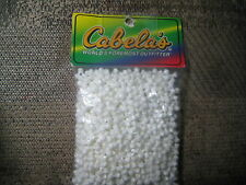 Vintage Cabelas Y Beads Fly tying, Jig Making and Craft Beads about 400 beads