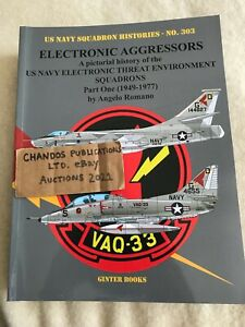 Electronic Aggressors: Pictorial History USN Electronic Threat part 1 - Romano