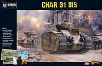 Bolt Action: French/German - Char B1 bis
