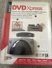 Sealed Family Video Transfer VHS to ADS Tech DVD Xpress DX2 USBAV-709 FAST SHIP