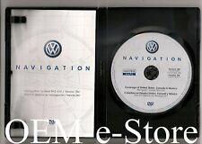 Volkswagen RNS-510 Navigation DVD Map Version 3M >>Read Compatible List inside<<