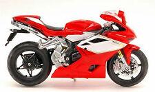 Maisto 1:12 MV AGUSTA F4 RR 2012 Motocicletta Moto modello diecast Toy PENNINO