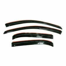Avs 08 13 Cadillac Cts In Channel Front Amp Rear Window Deflectors 4pc Smoke Fits 2010 Cadillac Cts