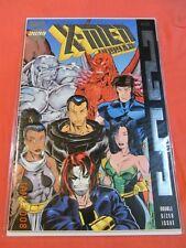 X-MEN 2099 #25 - Embossed cover  (1993)