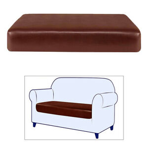 1 /2 /3 Seater Sofa Couch Lounge Protector Slipcovers High Stretch PU Cover