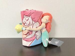 Ariel & Flounder Blanket Hugs & Smiles Disney 2020