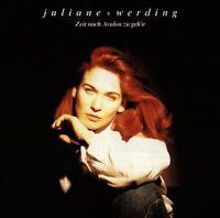 Juliane Werding Zeit nach Avalon zu geh'n (1991) [CD]
