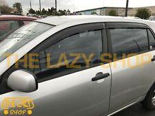 Weathershields, Weather shields for Toyota Corolla Hatch 5D 01-07 Sun Visors