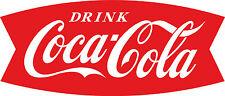 Sticker Coca-Cola 100 - 57x24 cm