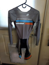 Champion Systems rear zip skin suit, medium, long sleeved