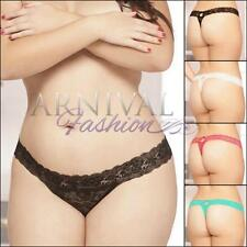 Unbranded Lace Thongs for Women