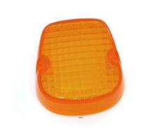 Turn Signal Lens - 33402-428-671 - Amber - Honda XL125/185/250/500 FT500 - DH4A