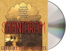 Shantaram by Gregory David Roberts (CD-Audio, 2014)