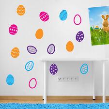 Uova di Pasqua Visualizzazione Finestra in Vinile & Adesivi Murali Adesivi DECORAZIONI PRIMAVERA A145