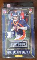 2020 Panini NFL Playbook Sealed Retail Hanger Football Box 30 Cards Herbert Tua