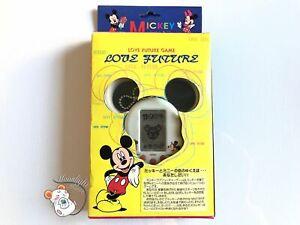 Disney Mickey Minnie Love Future White Tamagotchi Virtual Giga Pet (US Seller)