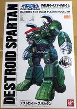 Bandai Gundam Macross Robotech 1/72 Destroid Spartan