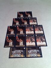 *****Fred Brown***** Lot of 15 cards.....3 DIFFERENT / Georgetown