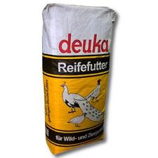 Wachtelfutter - deuka W/z Reifefutter Gek. 25kg
