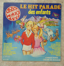 "33 Runden Le Hit Parade Des Kinder Vinyl LP 12 "" BIENE MAJA -goldorak TV Milan"