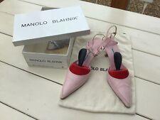 Manolo blahnik 38