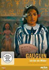 GAUGUIN-ICH BIN EIN WILDER - COURTES.MARIE-CHRISTINE   DVD NEU