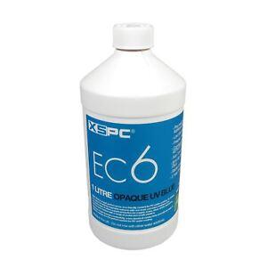 XSPC EC6 Premix Opaque Coolant - UV Blue