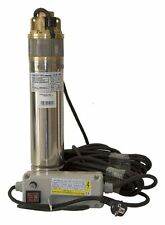 4PN2011 Submersible Pump for Clean Water, 99m head - Well, Tank or Borehole