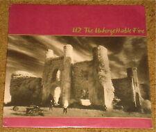 U2 The Unforgettable Fire Original LP STILL SEALED!    FREE USA SHIPPING!
