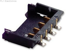 BOCCOLE BARRA spina 5 Poli//PINS appena intestazione 2.54mm PCB Connector #a876