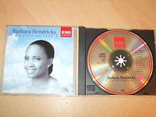 Barbara Hendricks - La Voix Du Ciel (CD) 26 Tracks - Nr Mint - Fast Postage