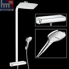 Hansgrohe Raindance Select E 360 Showerpipe CROMO 27112000 Termostato Alcachofa