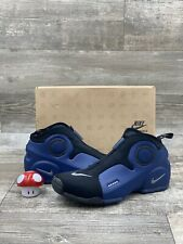 Nike Air Flightposite 2 KG Kevin Garnett LE Black Blue White Timberwolves 10.5