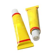2pcs Bike Glue Rubber Inner Tube Repair Puncture Cold Patch Bicycle sealant SWTG