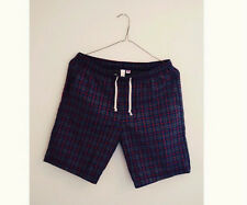 BNWT American Apparel Flanelle Shorts Grand Paul