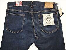 Polo Ralph Lauren men's jeans style Sullivan slim fit Hamilton wash size 38x32