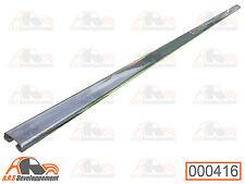 Baguette jonction INOX malle- capote sans inscription CITROEN  2cv - 416 -