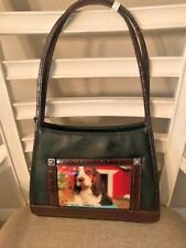 Beagle Add your own Photo Shoulder Style Handbag