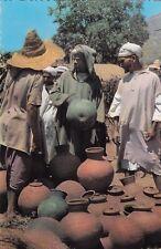 MOROCCO - Tanger - Pottery Market - Foto Cartolina