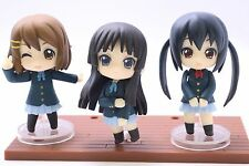 K-on! Nendoroid Set TBSisshop & Lawson ver. Figure  Authentic Japan A1584
