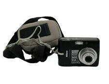NIKON COOLPIX L11 Digital Camera 6MP 3x Optical Zoom & 1GB SD Card Tested