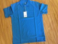 vancl basic style mens polo shirt size M short sleeve